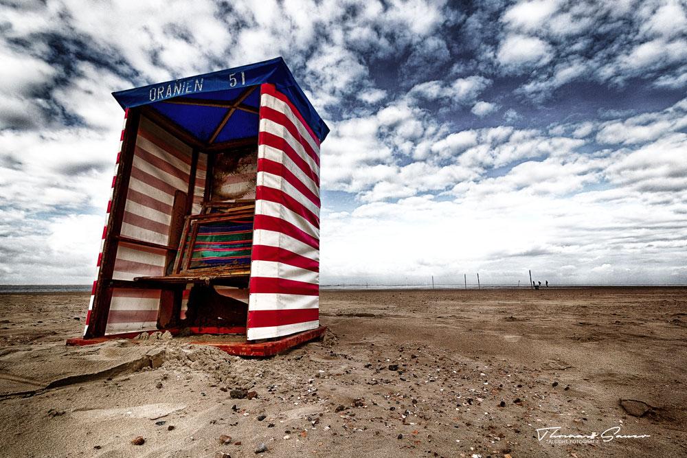 - Strandzelt -