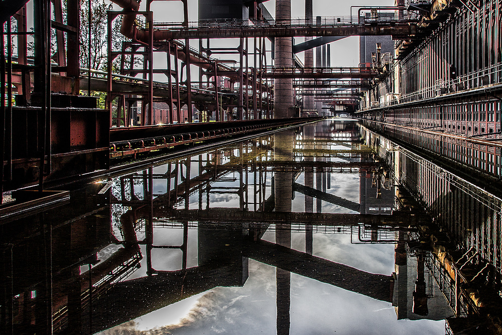 Zeche Zollverein 04