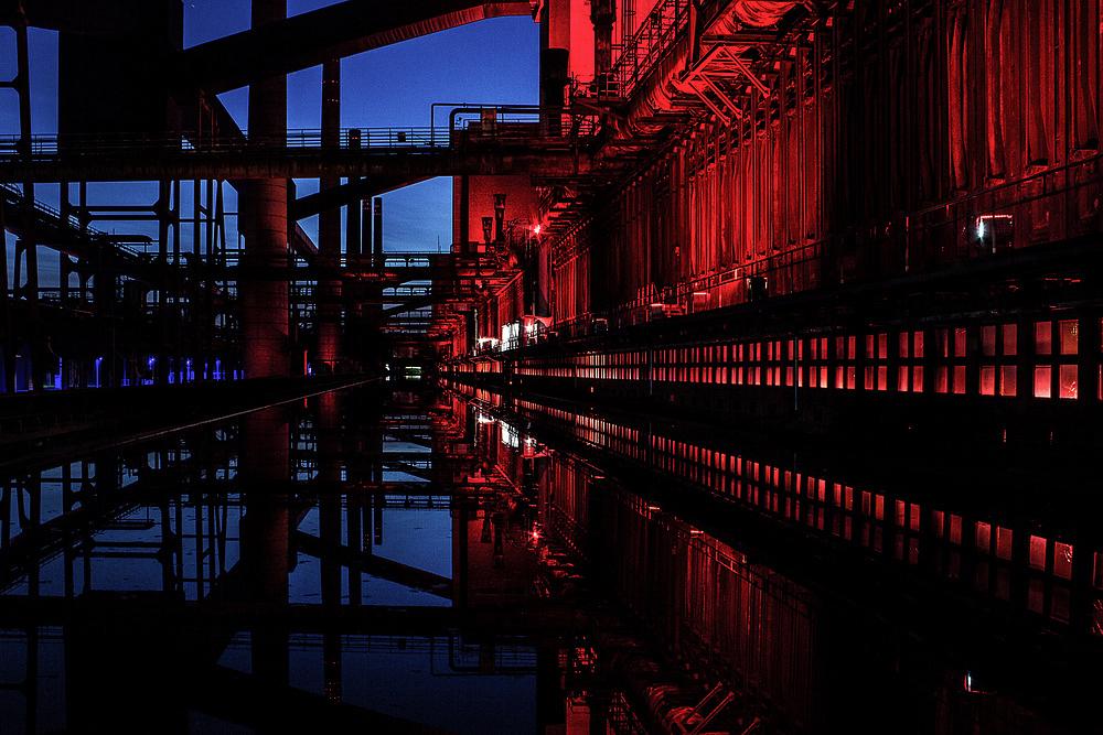 Zeche Zollverein 06