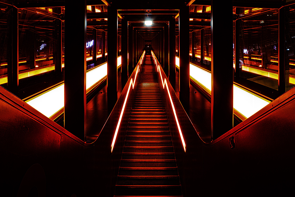 Zeche Zollverein 07