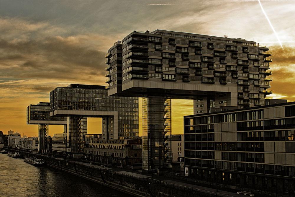 Köln Kranhäuser