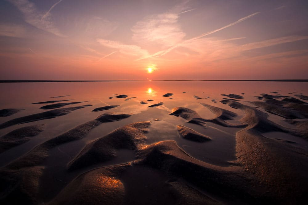 - Sunset III -