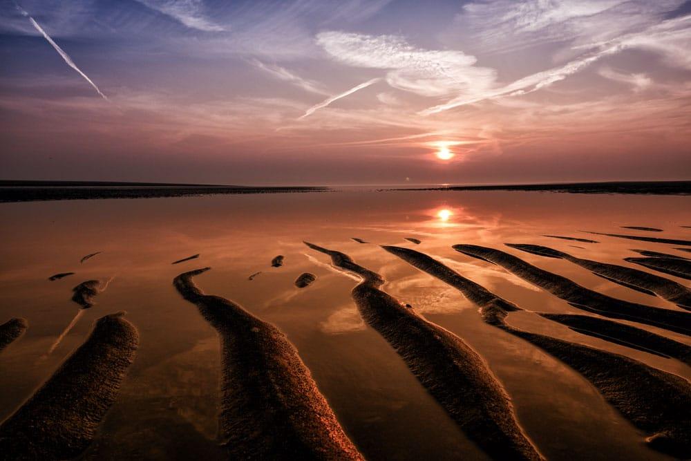 - Sunset IV -