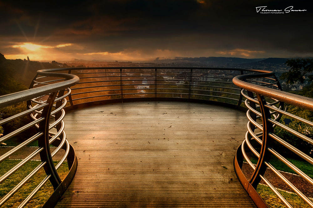 - Nordpark Skywalk -