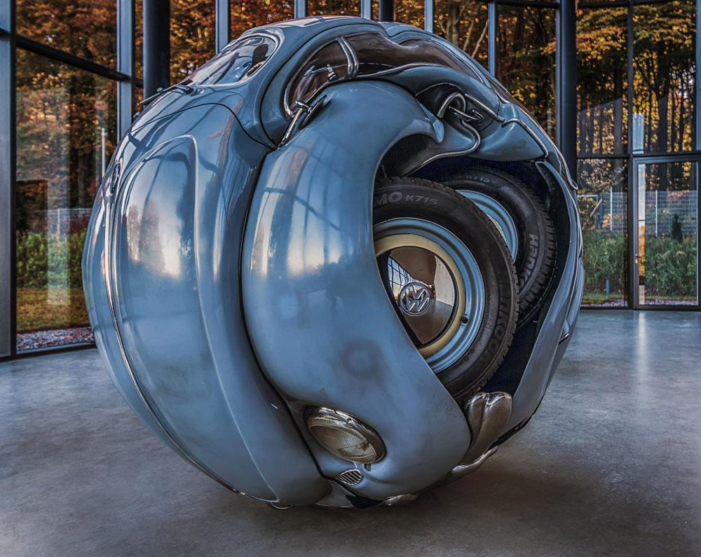 - Skulpturenpark #2 -