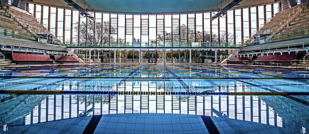 - Schwimmoper #2 -